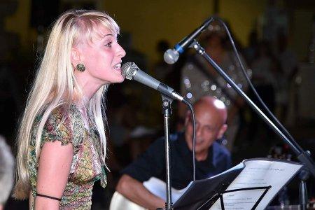 Chiara Pilosu e Mauro Mibelli