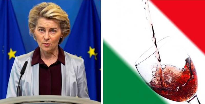 Unione Europea annacqua il vino
