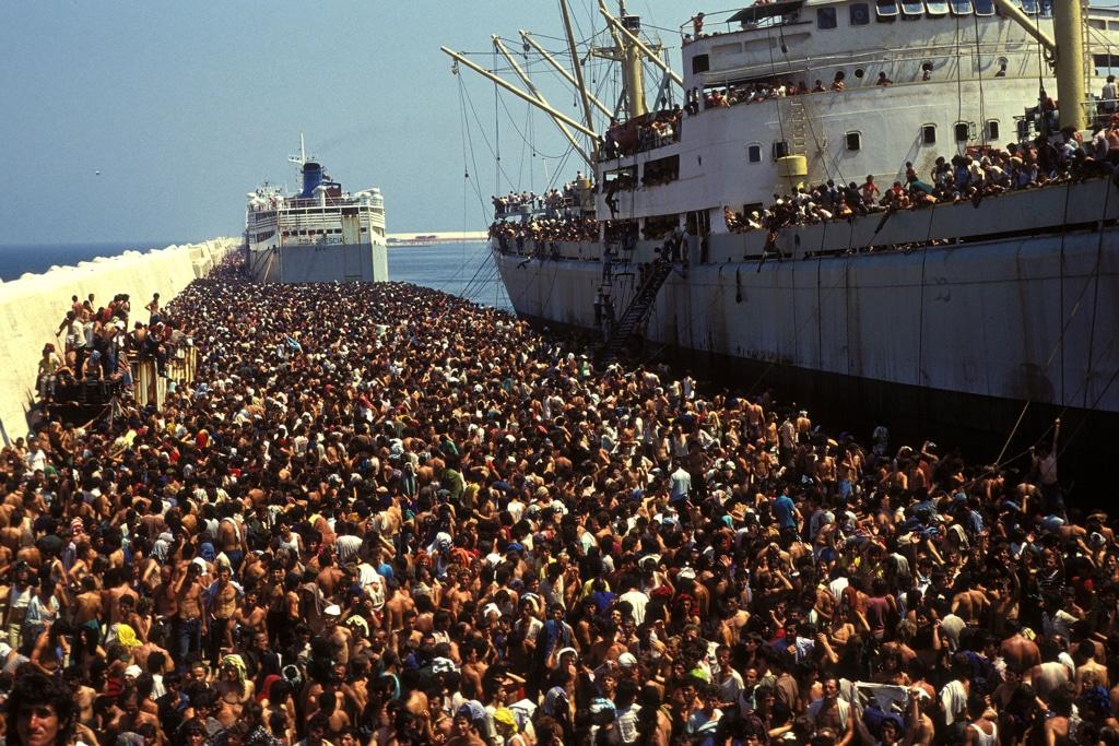 immigrazione di massa